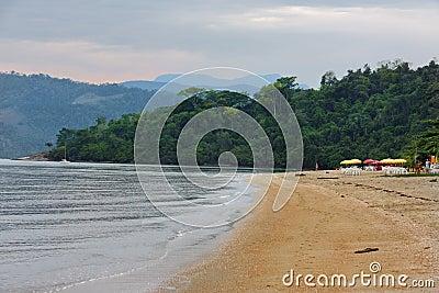 Paraty Bucolic Beach Rio de Janeiro Brazil