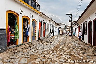 Paraty Historical Building Rio de Janeiro