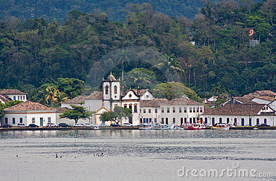 Paraty Historical City