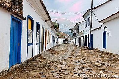 Paraty Historical Housing Rio de Janeiro