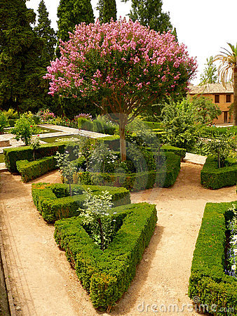 Parc in Alhambra