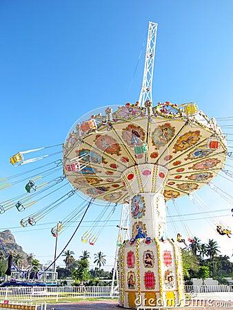 Parc d attractions