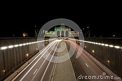 Parc de Cinquantenaire, Brussels