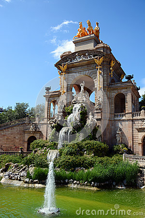 Free Parc De La Ciutadella, Barcelona, Spain Royalty Free Stock Photos - 51599108