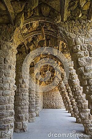 Parc Guell - Barcelona - Spain