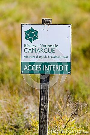 Parc Regional de Camargue