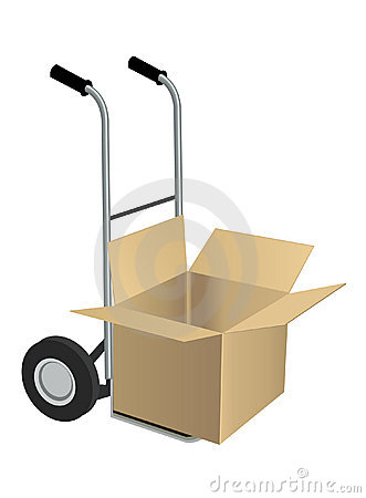 Free Parcel Royalty Free Stock Photo - 16583335
