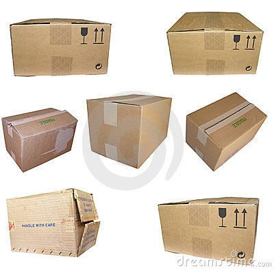 Free Parcel Royalty Free Stock Image - 6877986