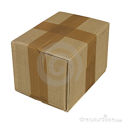 Parcel Royalty Free Stock Photo - Image: 7815955