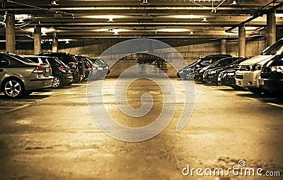 Parcheggio sotterraneo