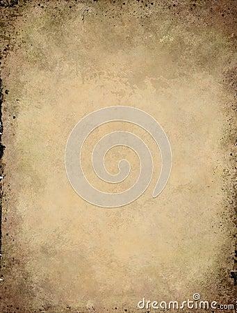 Parchment grunge texture