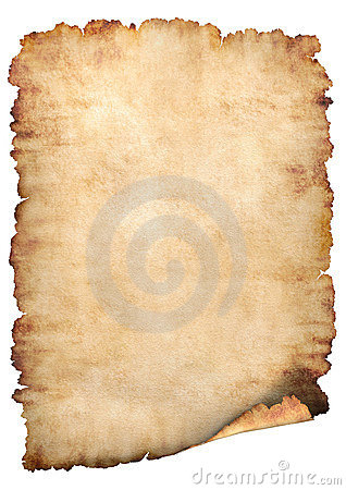 Free Parchment Paper Background Stock Image - 986461