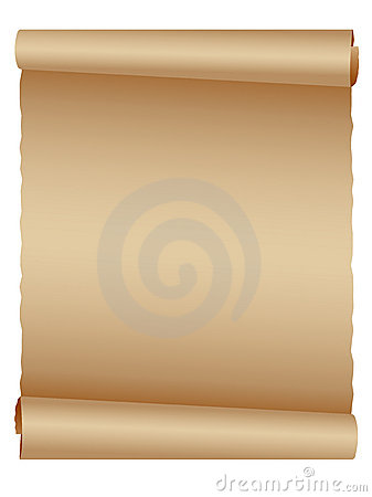 Parchment Scroll / EPS