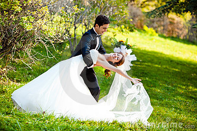 Pardansbröllop