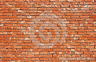 pared de ladrillos rojos imagen de archivo imagen 17988631