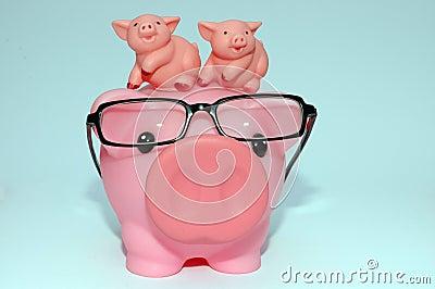 Parenting piggy style