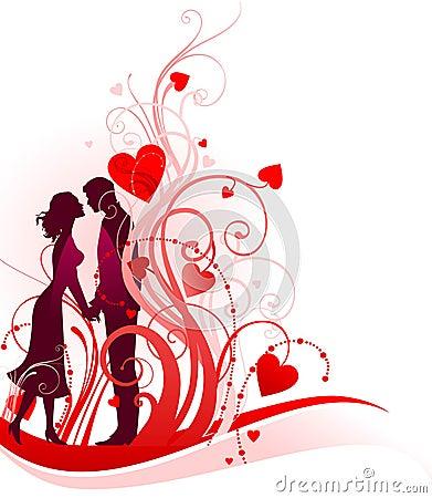 Pares en amor