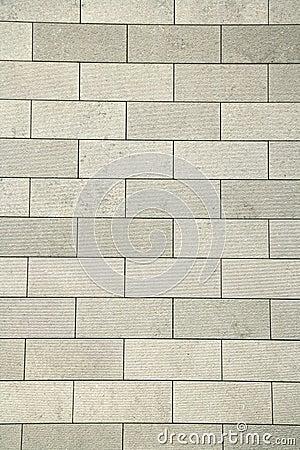 Finta parete mattoni