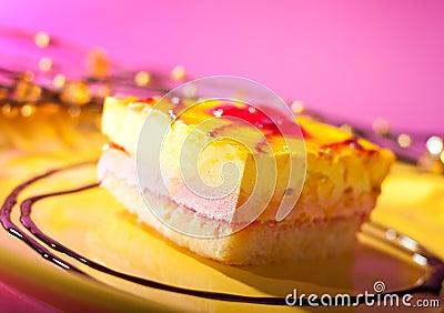 Parfait cake
