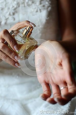 Parfume Stock Photo