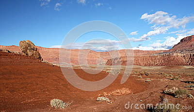 Paria Canyon-Vermilion Cliffs Wilderness, Utah,USA