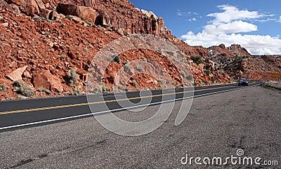 Paria Canyon-Vermilion Cliffs Wilderness, Utah,USA