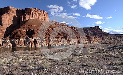 Paria Schlucht-Vermilion Klippen Wildnis, Utah, USA