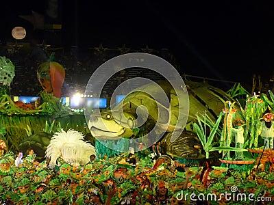 Parintins Folklore Festival Editorial Photo