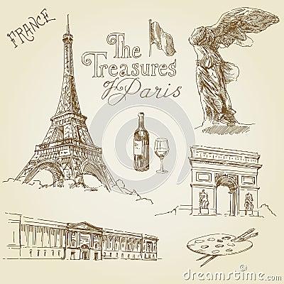 Free Paris Stock Photography - 23024442