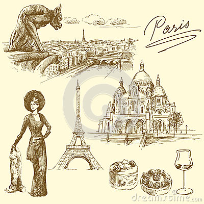 Free Paris Stock Images - 25140174