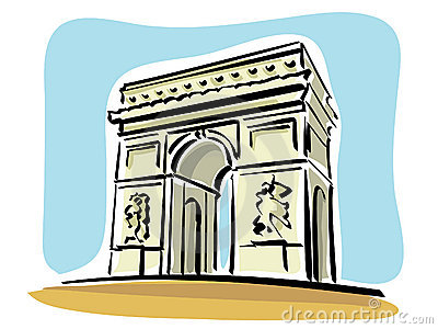 Paris (Arc de Triomphe)