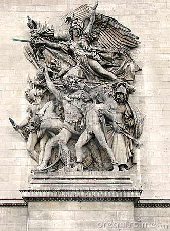 Paris - Arc de Triomphe [2]