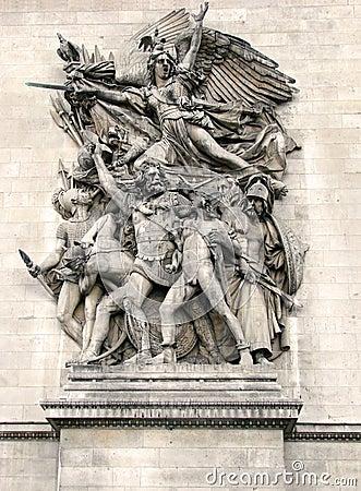 Paris - Arc de Triomphe [2]