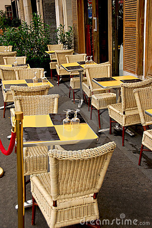 Free Paris Cafe Stock Photography - 1727192