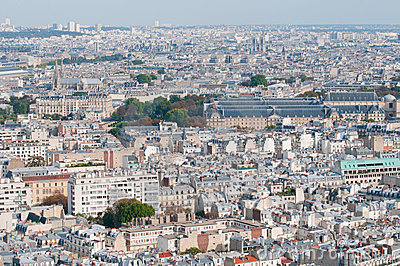 Paris. Capital Skyline