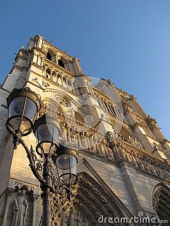 Paris cathedral