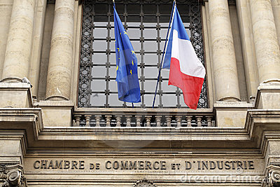 The Paris Chamber of Commerce