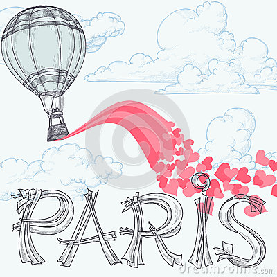 Free Paris, City Of Love Royalty Free Stock Images - 45263779