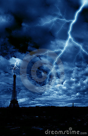 Paris dramatic