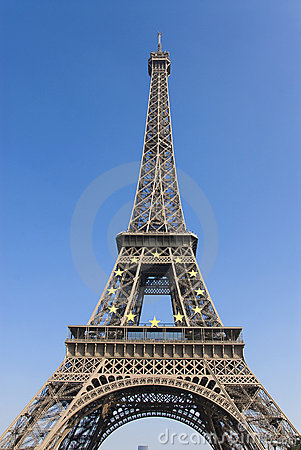 Paris Eiffel Tower Picture on Royalty Free Stock Photos  Paris Eiffel Tower  Image  22173568