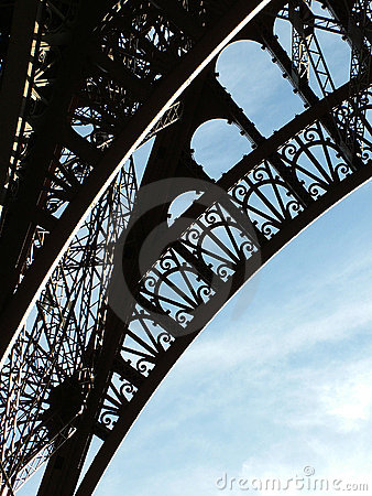 Free Paris - Eiffel Tower Stock Images - 4220774