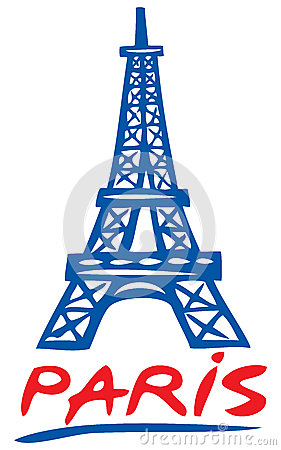 Paris eiffel tower design