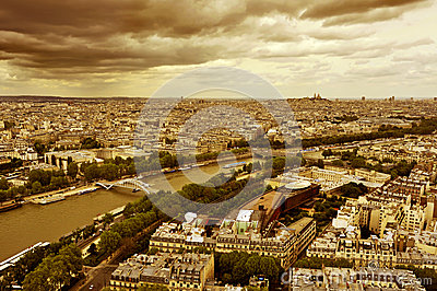 Paris, France Editorial Stock Image