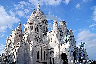 Paris, France: Basilique de Sacré Coeur