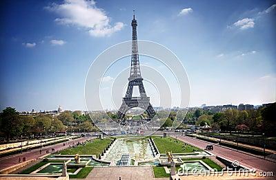Paris (France) - Eiffel Tower