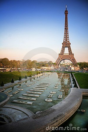 Paris (France) - Eiffel Tower