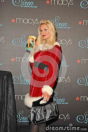 Paris Hilton Editorial Photography