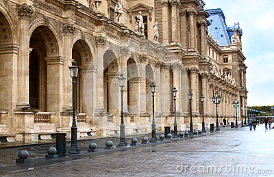 Paris lourve museum