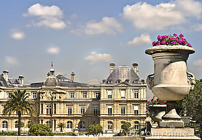 Paris, Luxembourg Palace