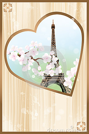 Paris mon amour - Paris my love